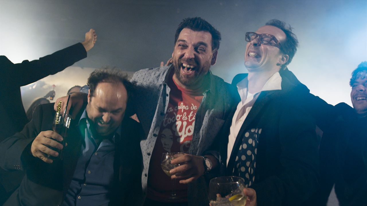 El club de los buenos infieles : Bild Fele Martínez, Hovik Keuchkerian