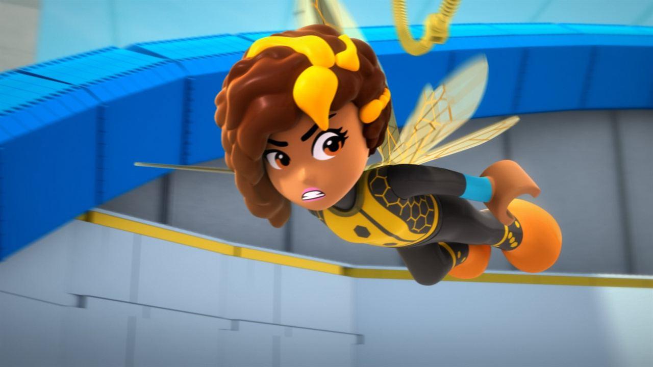 LEGO DC Super Hero Girls: Die Superschurken-Schule : Bild