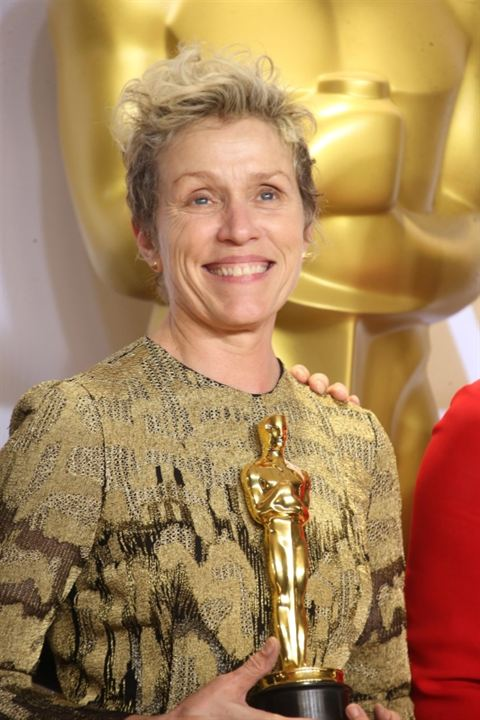 Three Billboards Outside Ebbing, Missouri : Vignette (magazine) Frances McDormand