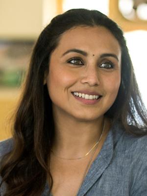 Kinoposter Rani Mukerji