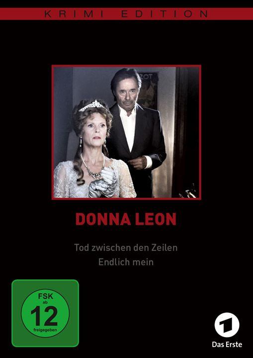 Donna Leon - Tod zwischen den Zeilen : Kinoposter