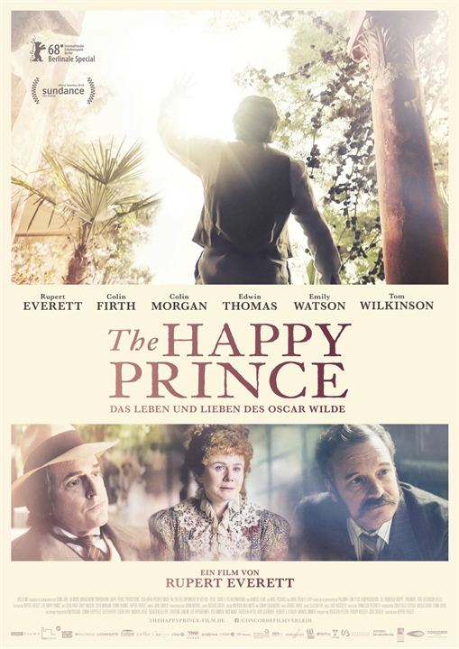 The Happy Prince : Kinoposter
