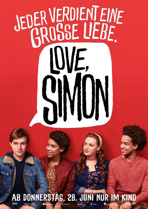 Love, Simon : Kinoposter