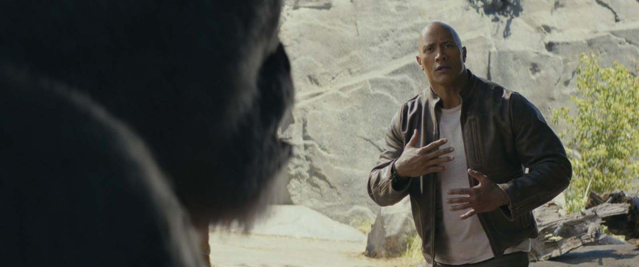 Rampage - Big Meets Bigger : Bild Dwayne Johnson