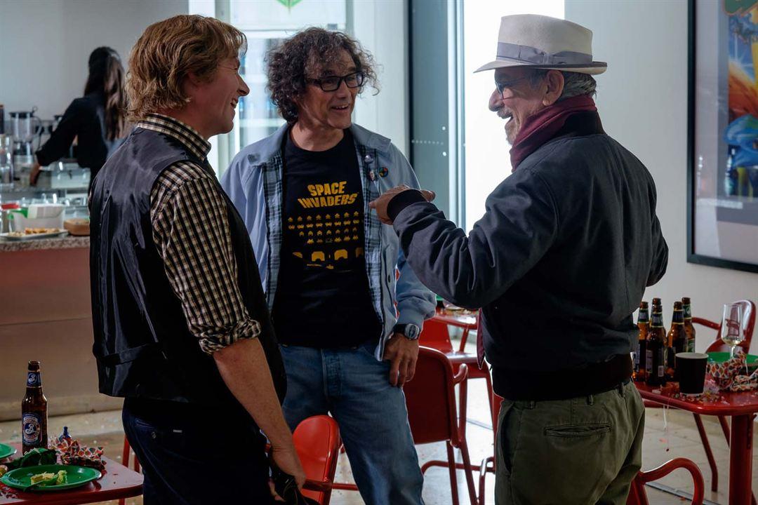 Ready Player One : Bild Steven Spielberg