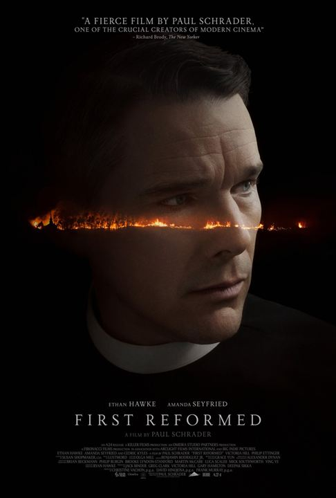 First Reformed : Kinoposter