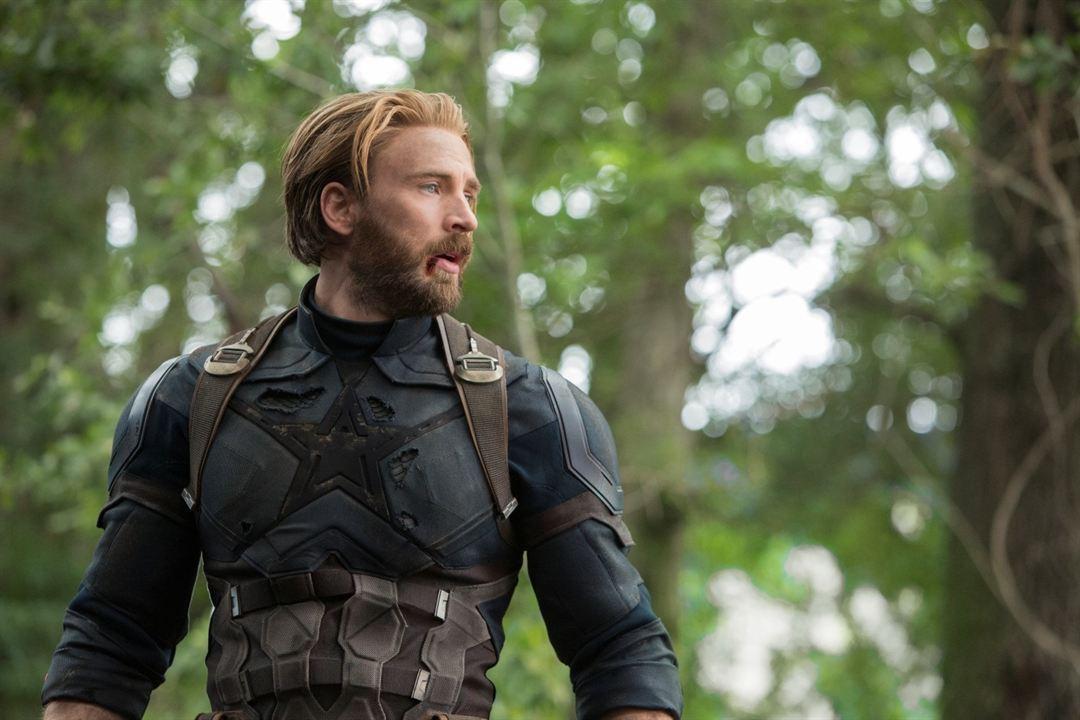 Avengers 3: Infinity War : Bild Chris Evans