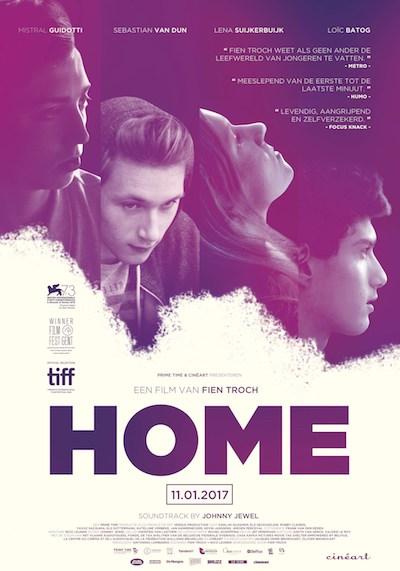 Zuhause : Kinoposter