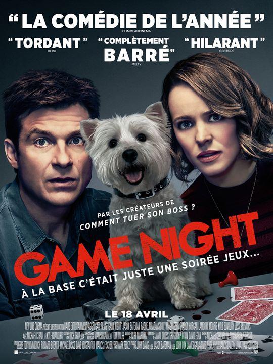 Game Night : Kinoposter