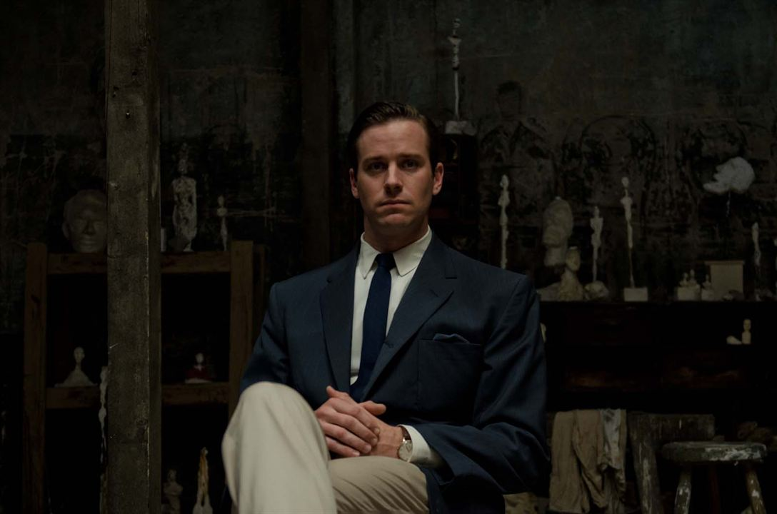 Final Portrait : Bild Armie Hammer