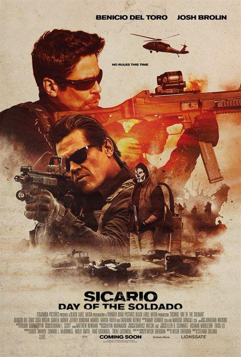 Sicario 2 Filmstart