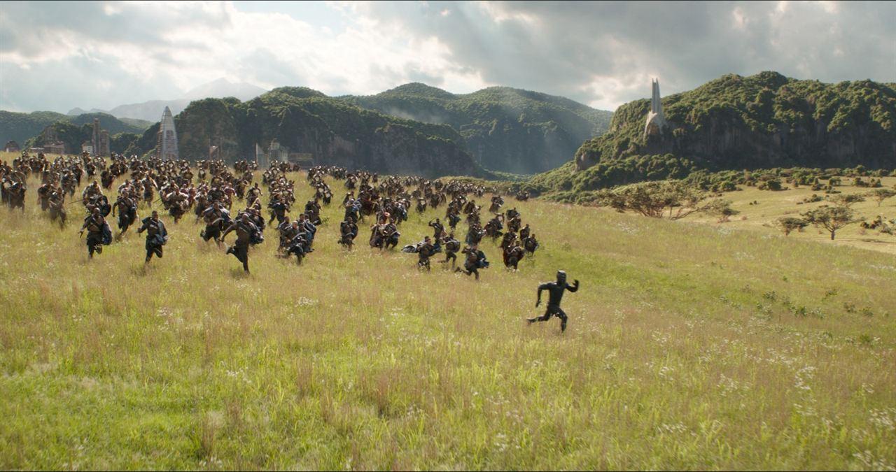 Avengers 3: Infinity War : Bild Chadwick Boseman