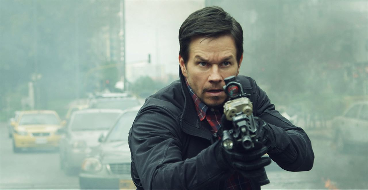 Mile 22 : Bild Mark Wahlberg