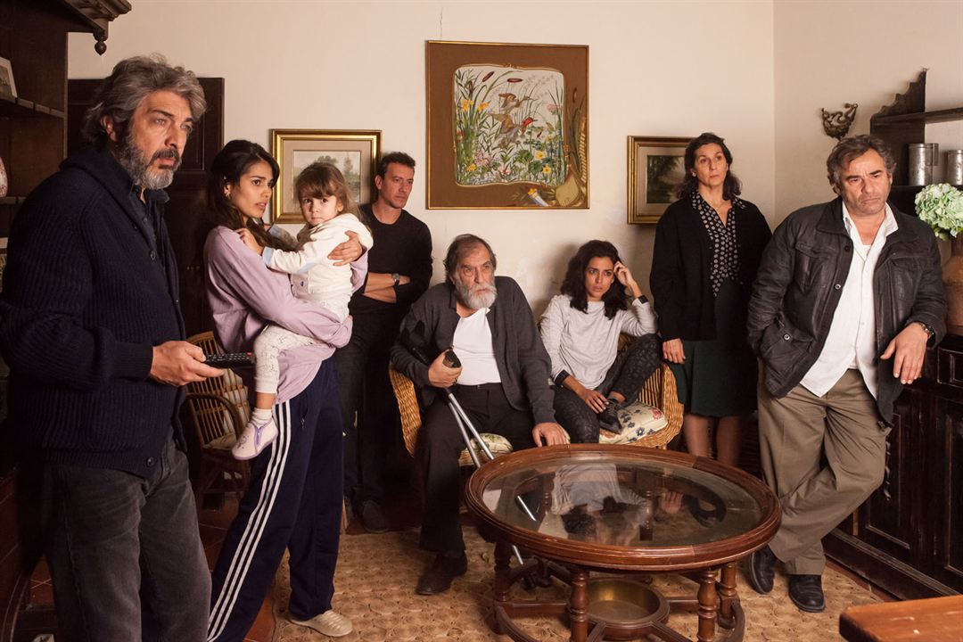 Offenes Geheimnis: Javier Bardem, Ricardo Darín, Penélope Cruz