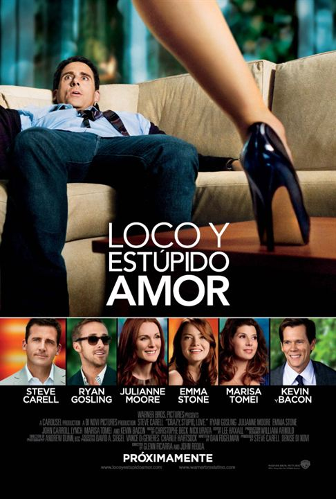 Crazy Stupid Love : Kinoposter