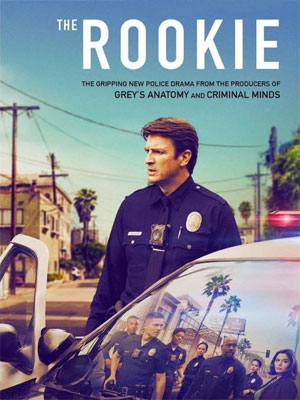 The Rookie : Kinoposter
