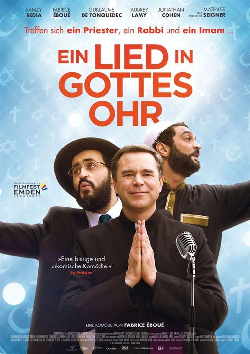 Ein Lied in Gottes Ohr : Kinoposter