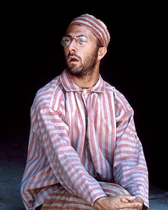 Bild Zu Dustin Hoffman Papillon Bild Dustin Hoffman Filmstarts De