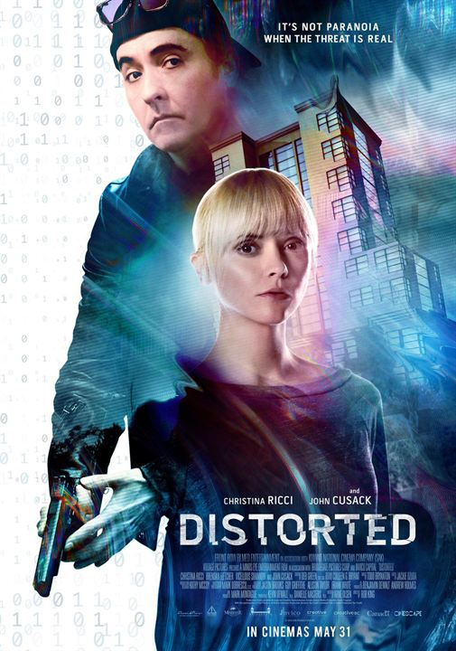 Distorted : Kinoposter