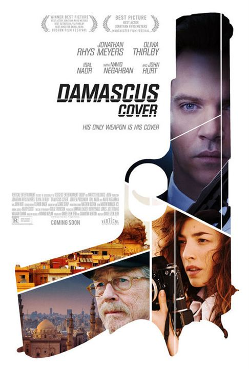 Damascus Cover : Kinoposter