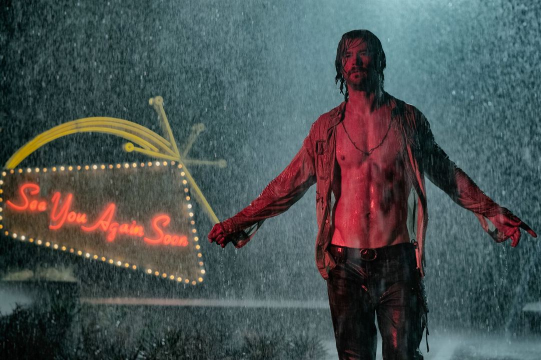 Bad Times At The El Royale : Bild Chris Hemsworth