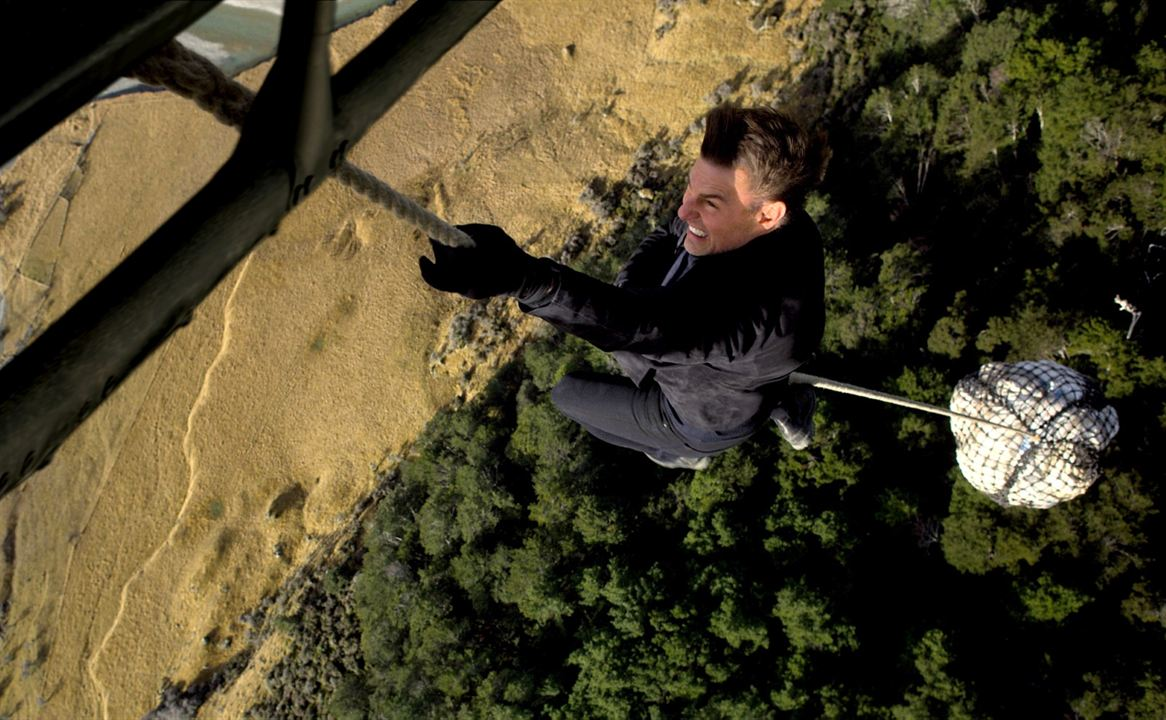 Mission: Impossible - Fallout : Bild Tom Cruise