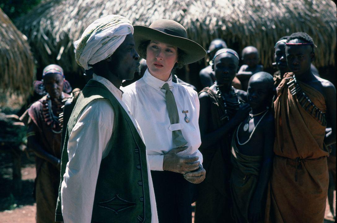 Jenseits von Afrika : Bild Meryl Streep