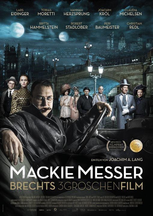 Mackie Messer - Brechts Dreigroschenfilm : Kinoposter