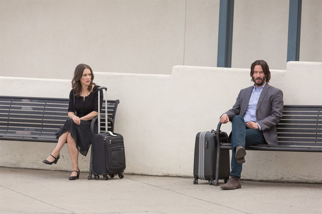 Destination Wedding : Bild Keanu Reeves, Winona Ryder