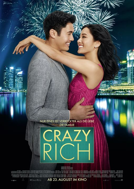 Crazy Rich : Kinoposter