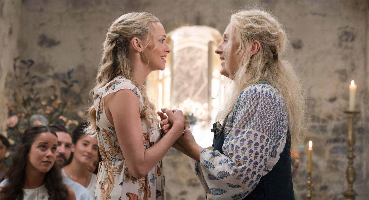 Mamma Mia 2: Here We Go Again : Bild Amanda Seyfried, Meryl Streep