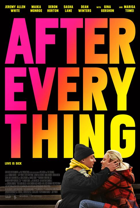 After Everything : Kinoposter