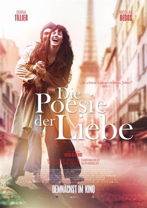 Die Poesie der Liebe : Kinoposter