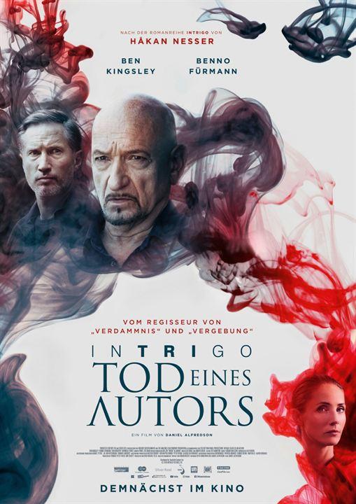 Intrigo: Tod eines Autors : Kinoposter