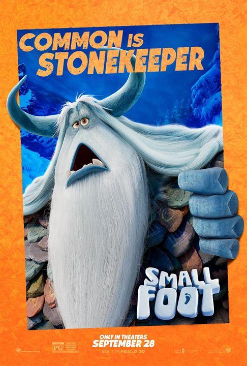 Smallfoot - Ein eisigartiges Abenteuer : Kinoposter
