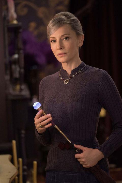 Das Haus der geheimnisvollen Uhren : Bild Cate Blanchett