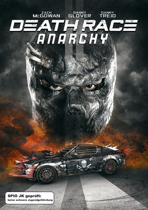Death Race: Anarchy : Kinoposter