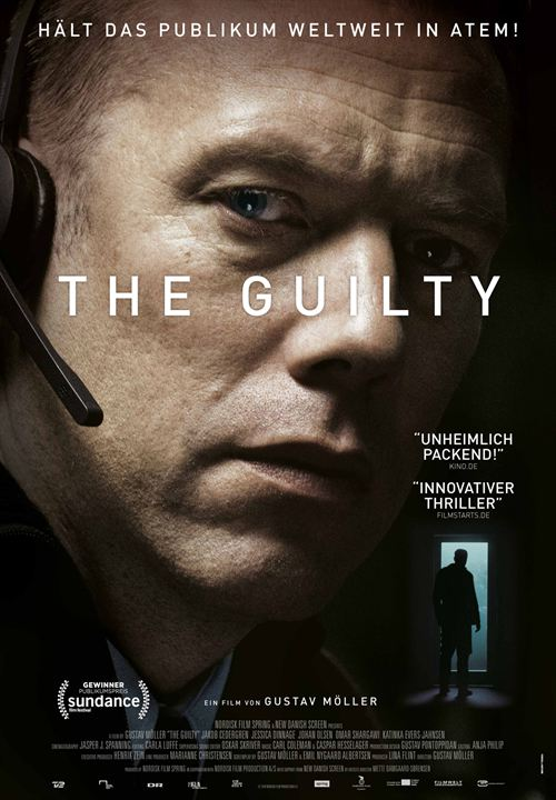 The Guilty : Kinoposter