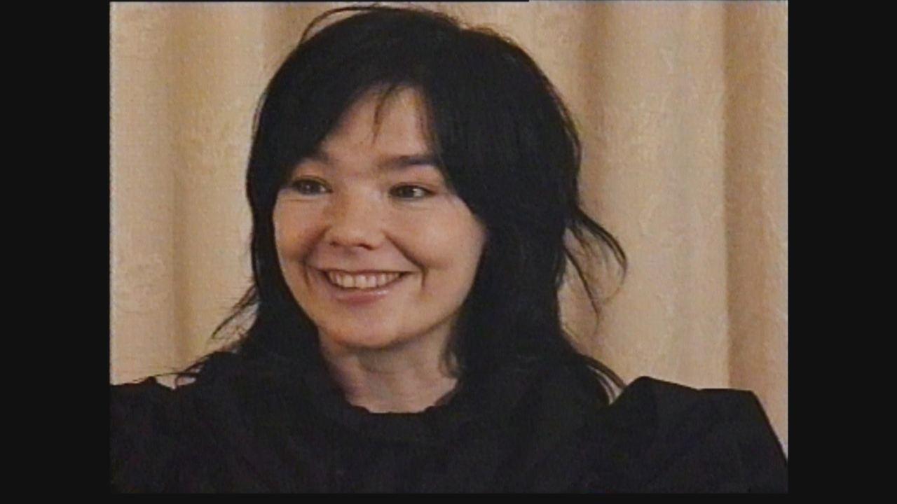 Why Are We Creative? : Bild Björk