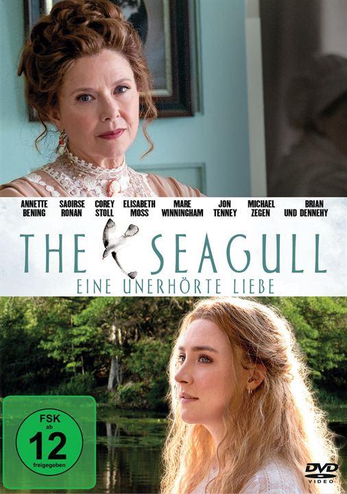 The Seagull - Eine unerhörte Liebe : Kinoposter