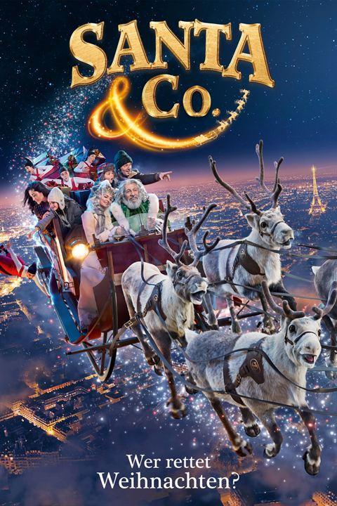 Santa & Co. - Wer rettet Weihnachten? : Kinoposter