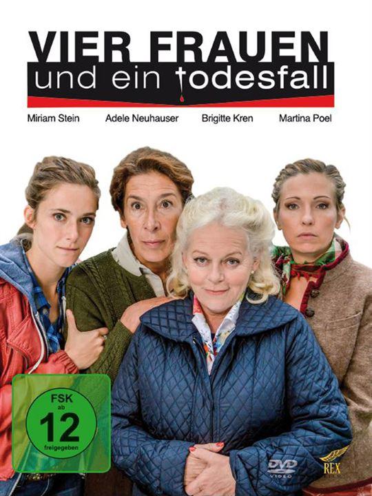 Vier Frauen und ein Todesfall : Kinoposter