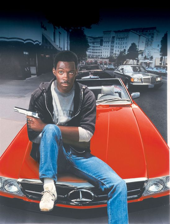 Beverly Hills Cop - Ich lös' den Fall auf jeden Fall : Bild Eddie Murphy