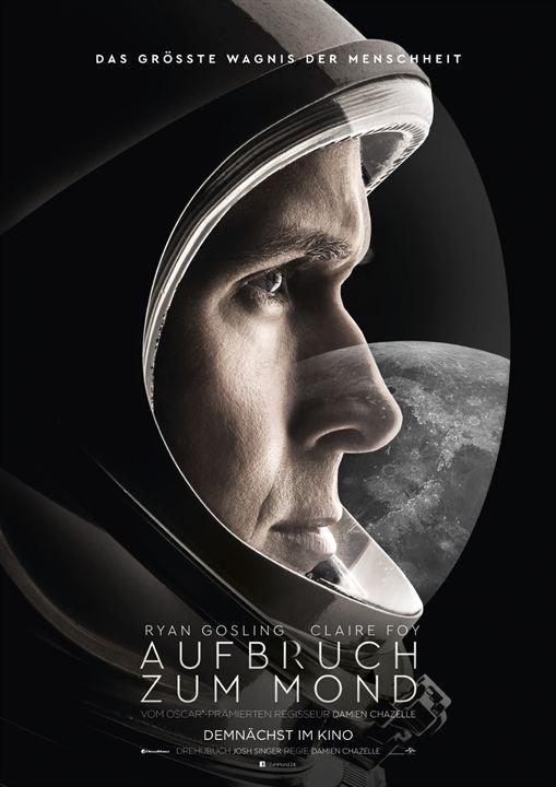 Aufbruch zum Mond : Kinoposter