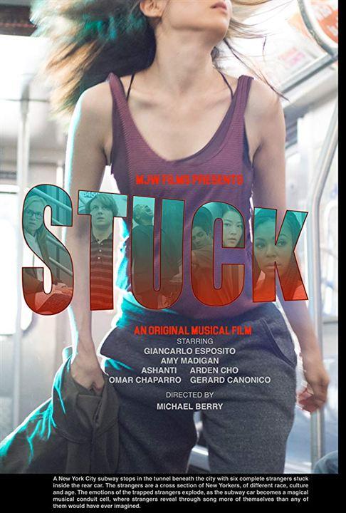 Stuck : Kinoposter