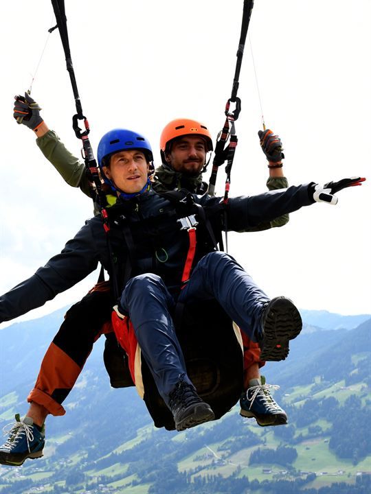 Drehort Team Alpin Zdf