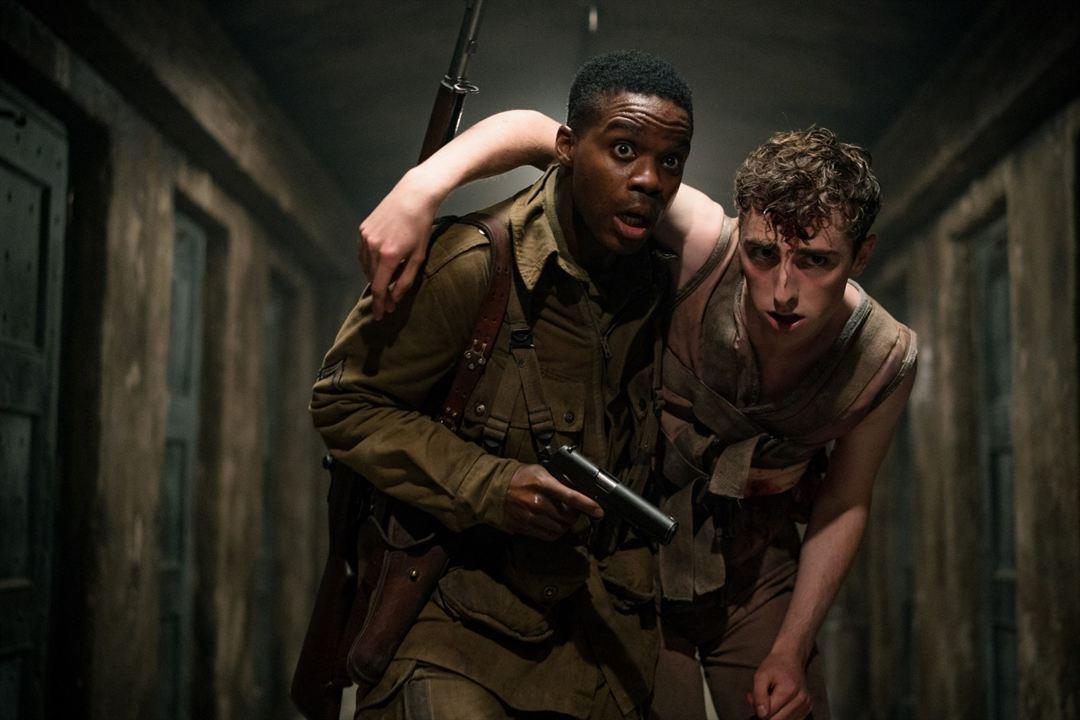 Operation: Overlord : Bild Dominic Applewhite, Jovan Adepo
