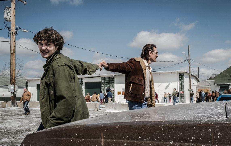 White Boy Rick : Bild Matthew McConaughey, Richie Merritt