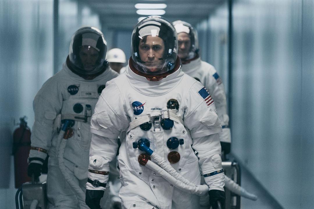 Aufbruch zum Mond : Bild Ryan Gosling