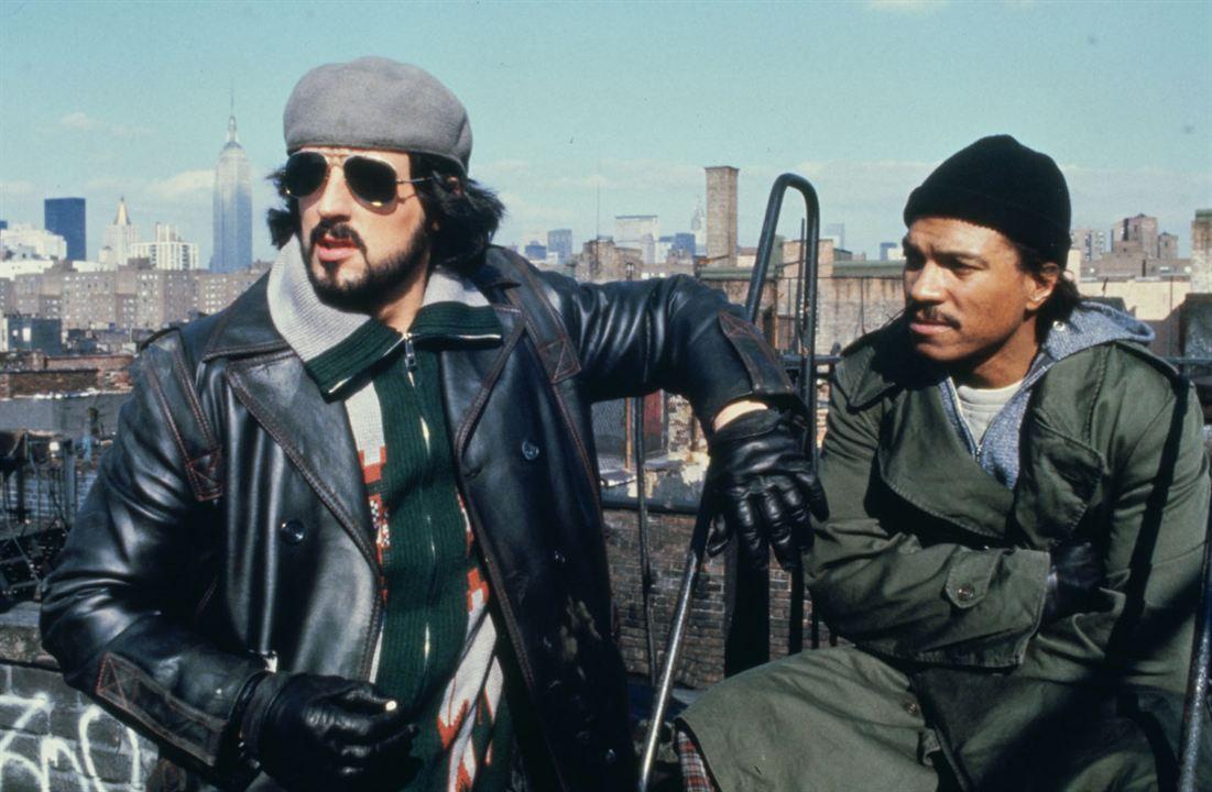 Nachtfalken : Bild Billy Dee Williams, Sylvester Stallone